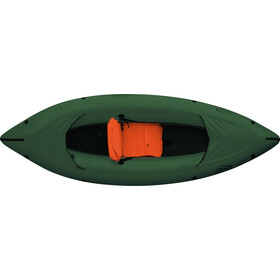 nortik Family-Raft Vene, dark green/black
